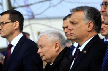 польша-венгрия-ес